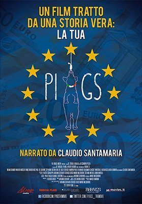 Manifesto PIIGS 70 x 100
