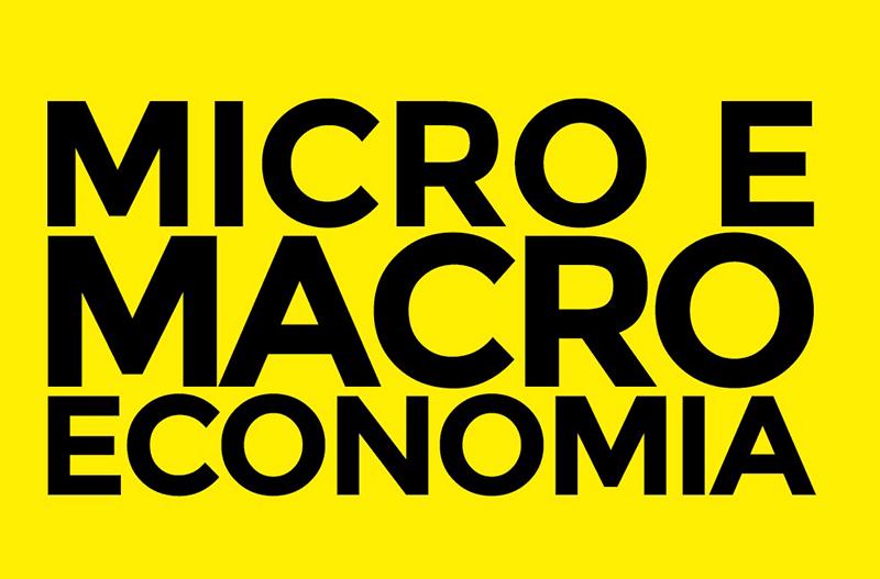 micro e macro economia spiegata facile