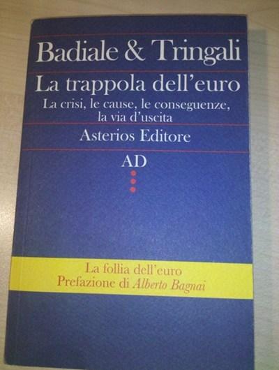Perchè l'Euro è una trappola, i punti chiave elaborati dal libro