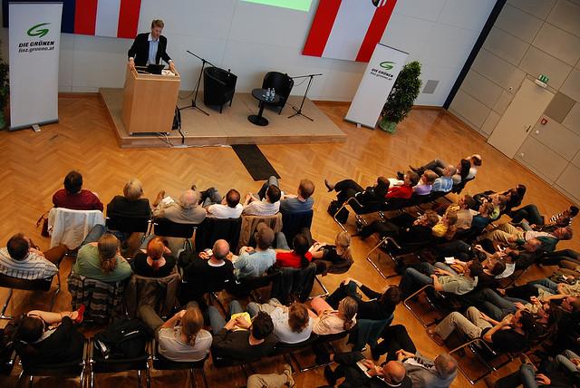 Christian Felber conferenza