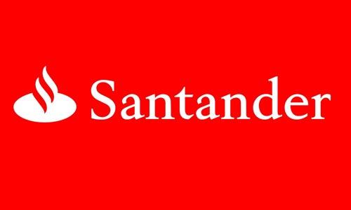 logo banco santander