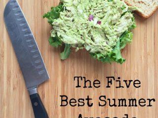 The Five Best Summer Avocado Recipes