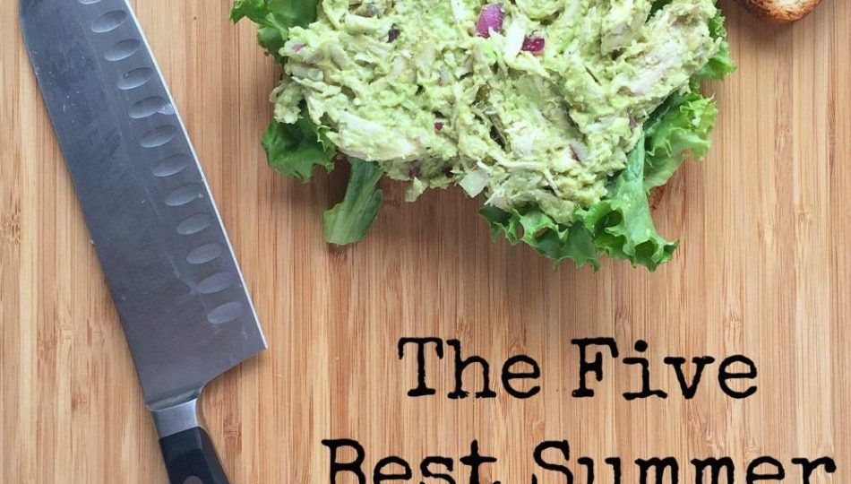 The Five Best Summer Avocado Recipes