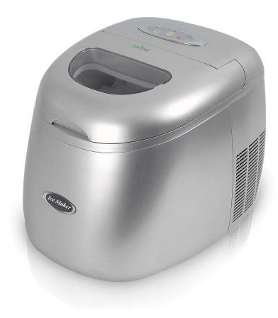 NutriChef Upgraded Ice Maker