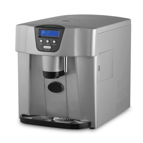 NutriChef Digital Portable Ice Maker