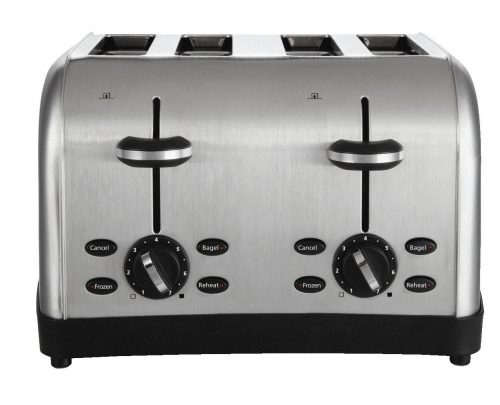 Oster TSSTTRWF4S 4-Slice Toaster