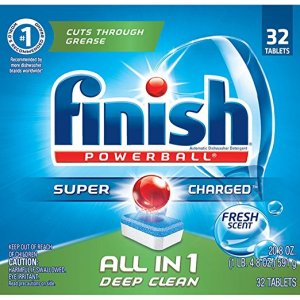 6. Finish All in 1 Powerball Fresh 32 Tabs