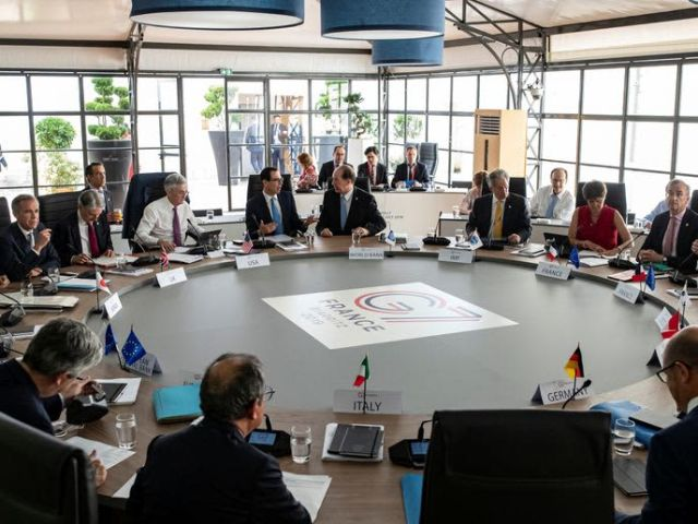 Exclusive-G7 to back minimum global corporate tax and support economy – draft