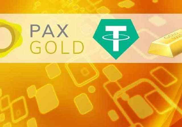 Gold-Backed Stablecoins Today PAXG & Tether Gold