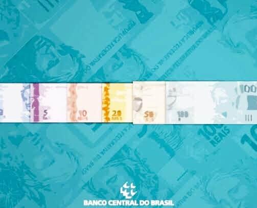 Banco Central lançará cédula de R$ 200,00