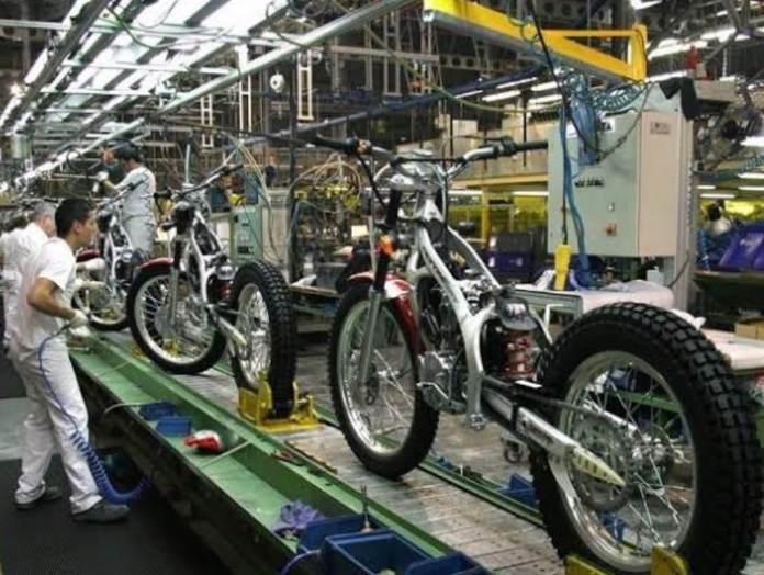 Produção de motos no Polo Industrial de Manaus tem queda de 20,9% em oito meses