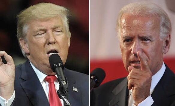 Com estratégia menos agressiva, Trump faz debate equilibrado com Biden
