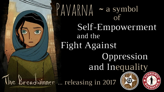 Pavarna - A Heroine to All Girls Symbolizing