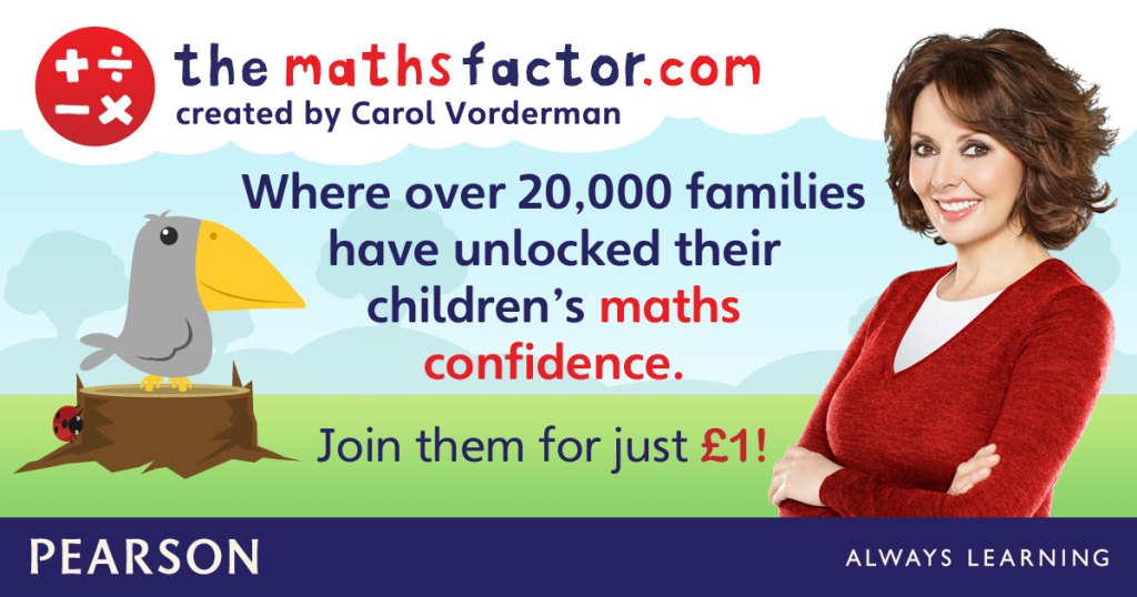 TheMathsFactor Voucher