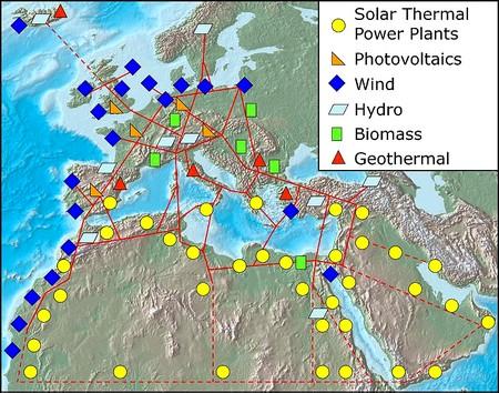 reseau electrique intelligent en europe