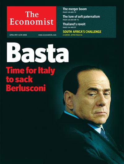 Basta Berlusconi