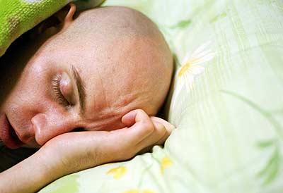 Sleep is good.