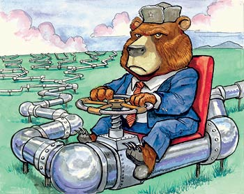 The Economist - Russian Bear