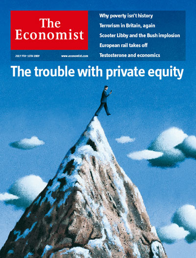 The Economist, cover, July 12, 2007
