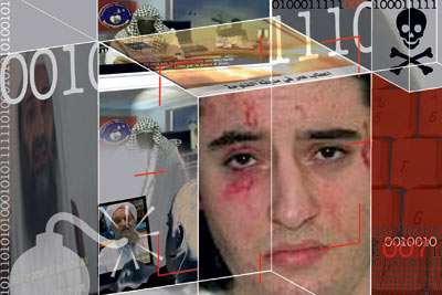 Terrorism and the interweb