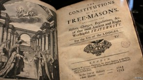 The Economist explains - What is freemasonry? | The Economist explains |  The Economist