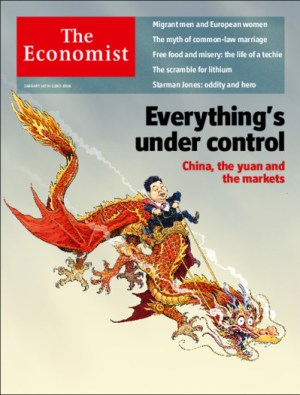 The yuan and the markets | The Economist