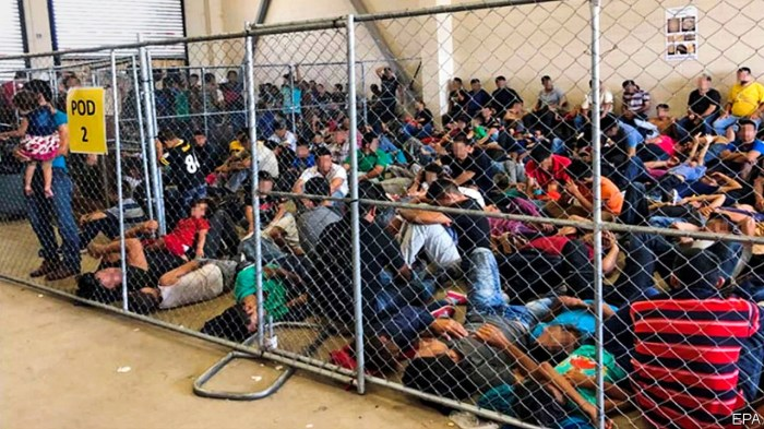 Image result for america's southern border