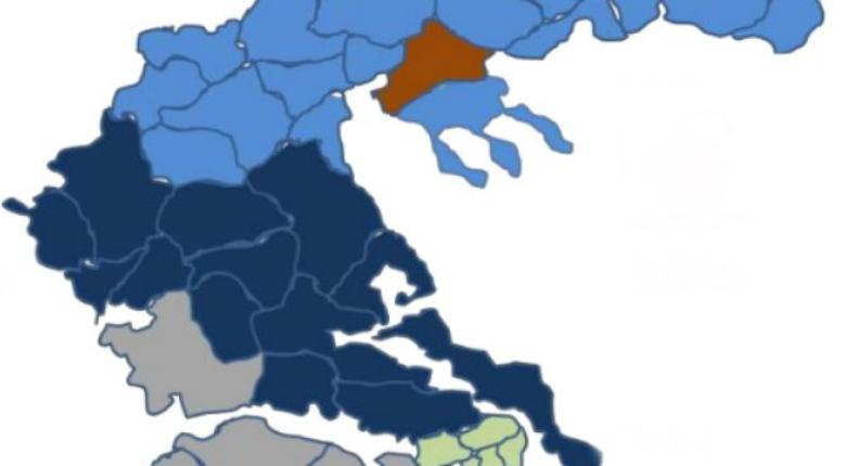 Ο νέος χάρτης δημοφιλίας των ελληνικών αλυσίδων σούπερ μάρκετ - Πού κυριαρχεί ποιος - Κεντρική Εικόνα