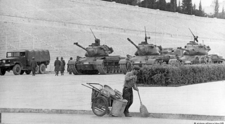 Αφιέρωμα Spiegel για τα 50 χρόνια από τη χούντα του 1967: Όταν η δημοκρατία πέθανε στην κοιτίδα της - Κεντρική Εικόνα