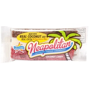 Atkinson's Neapolitan Coconut Bar
