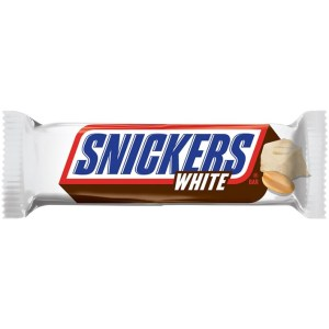 Snickers - White