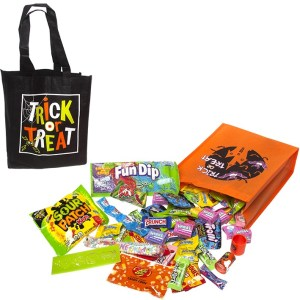 $15 Pre-Made Halloween Trick or Treat Bag