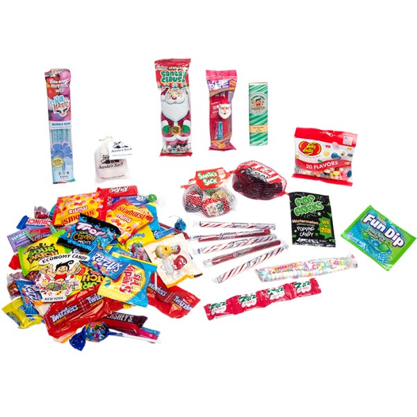 Christmas CandyCare Pack - Stocking Stuffer