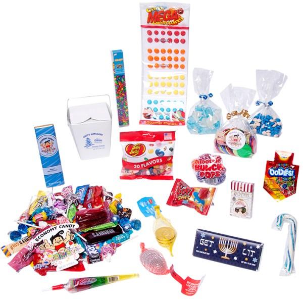 Hanukkah CandyCare Pack - Hanukkah Miracle