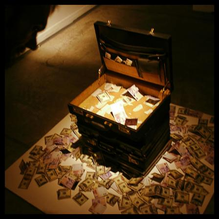 Black Money: The Business of Money Laundering