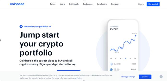 Buy MANA at Coinbase