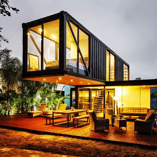100 Container Houses that will Inspire You - ECONTAINERS on house drawing, house graphic design, house illustration,