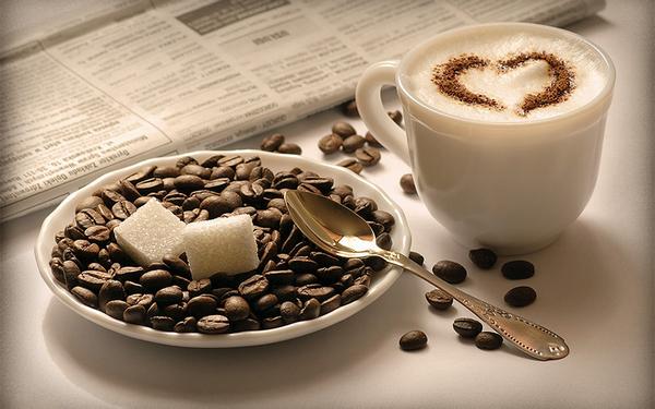 coffee and sweet