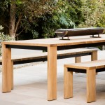 Teak Outdoor Furniture Cleaning Maintaining Guide