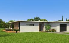 Maison RT 2012 du constructeur CCMI Ecop Habitat