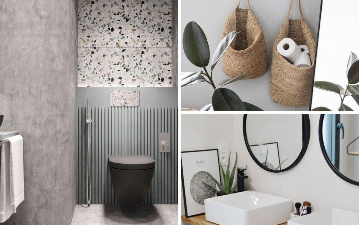 Inspirations Deco Pour Amenager Une Petite Salle D Eau Wc