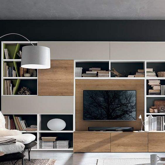 12 idees pour amenager un coin tv en