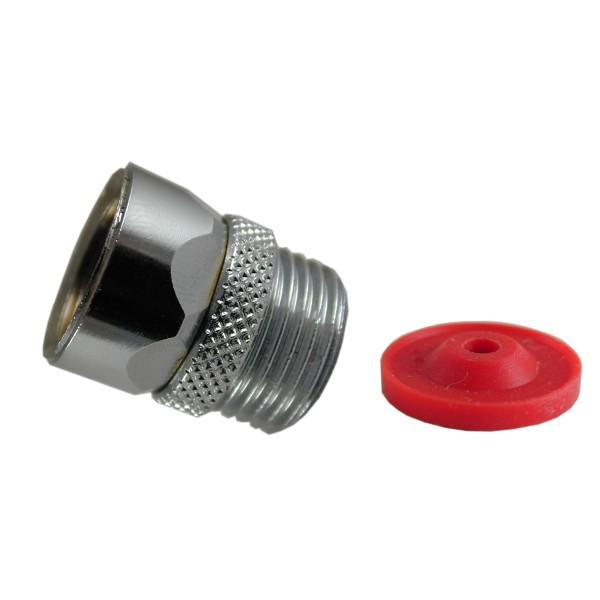 ecrou antitorsion eco flexible douche 15x21 laiton 10 litres min
