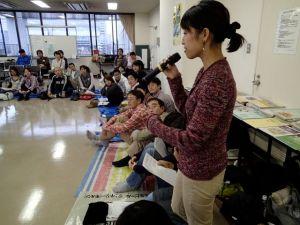 小中学生だった初期の参加者も、すでに30歳代のみごとな大人となって登場しました。