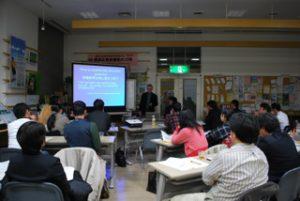 36 participants gathered at the seminar.