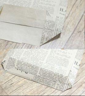 papel, reciclado, regalos, bolsa, estrellas, caja