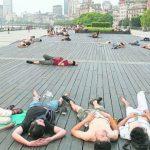 Ola de calor mortal en China por el cambio climático