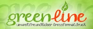 greenline - umweltfreundlicher Großformatdruck