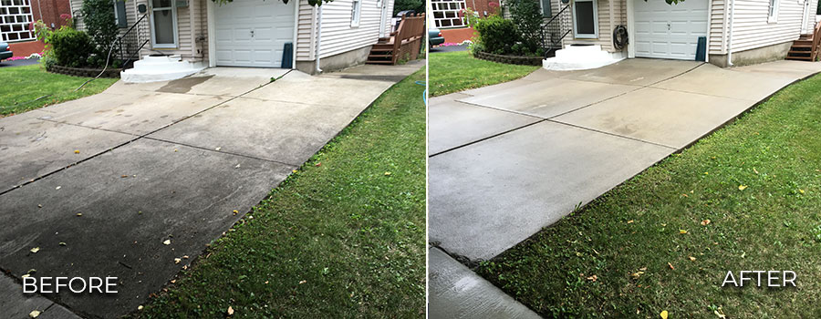 EcoPro Concrete Wash