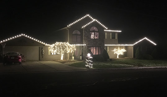 EcoPro Residential Holiday Lighting